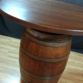 2 inch hardwood top