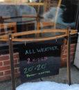 Chalk Board Sign (1)