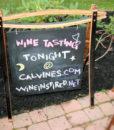Chalk Board Sign (14)