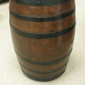 vintage barrel