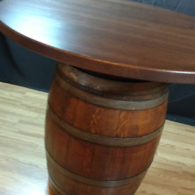 48 inch 2inch thick hardwood top
