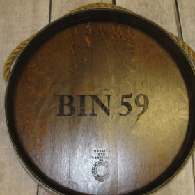 Barrel Head Sign (1)